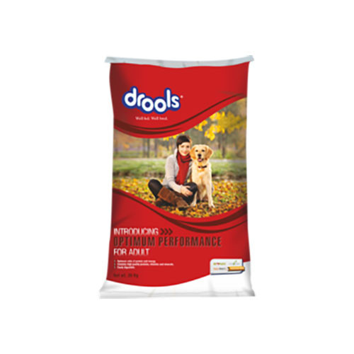 Buy Drools Optimum Performance Dry Dog Food For Adult Dogs