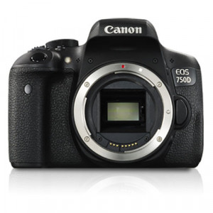Canon EOS 750D DSLR Camera (Body)