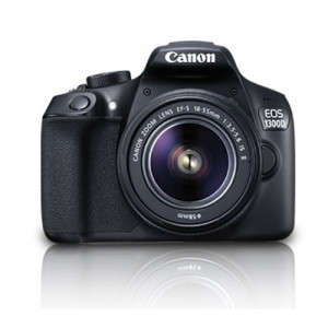 Canon EOS 1300D DSLR Camera with 18-55mm IS III Lens