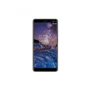Nokia 7 Plus (4GB RAM, 64GB ROM) -Copper Black