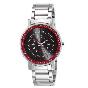 11c2c7d05d1 Fastrack Varsity Analog Silver Dial Women s Watch - 6172SM03