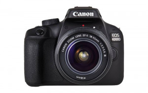 Canon EOS 4000D 18.0MP Digital SLR Camera With EF-S18-55 IS STM (16 GB Card + Bagpack + Tripod)- Black
