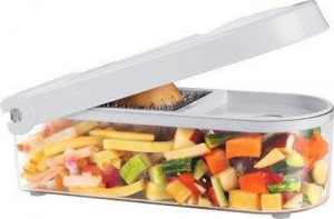 Fruits/Vegetable Cutter With Apple Cutter- Color Assorted