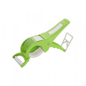 2 in 1 Multi Cutter Vegetable/Fruit Cutter And Peeler