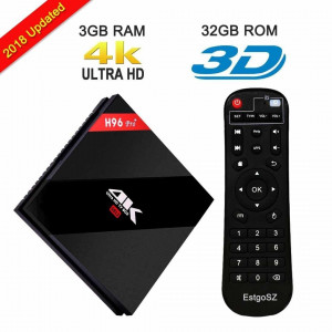 H96 Pro Plus 3GB RAM 32GB ROM TV Box