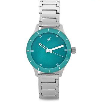 Buy 6078sm01 Analog Green Dial Watch For Women Online At Best Price