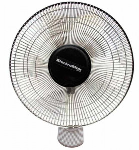 Electromax EMX 888 Prime Wall Fan With 5 Blades-White