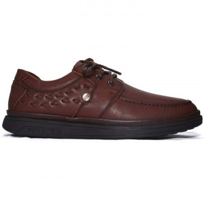 Shikhar shoes Slip On Leather Formal Shoes For Men-Light Brown - 1712