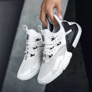 Plus Size Athletic Shoes For Men-off white