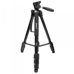 Jmary KP-2264 DSLR Camera Video Photo Tripod (Can Be Monopod)
