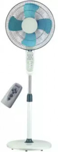 ELECTRON 16 INCHES STAND FAN WITH REMOTE