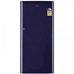 WHIRLPOOL 205 WDE CLS HC-3S Solid Blue 190 LTR Single Door Refrigerator