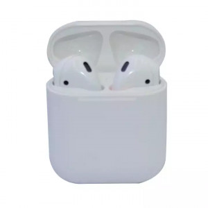 White Wireless Earbuds (Android/IOS)