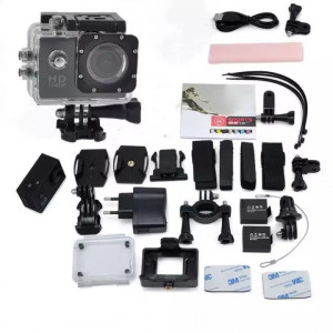 Adventurous 1080p HD 12mp Sports Cam