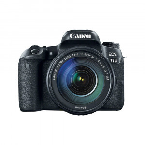 Canon EOS 77D EF-S 18-135 IS USM Kit