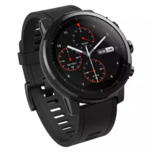 Stratos Multisport Smartwatch with VO2max, All-day Heart Rate and Activity Tracking, GPS, Water Resistance