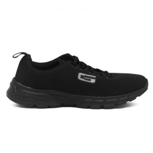 Goldstar Full Black Sports Shoes For Men - G10 G701