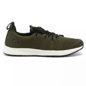 Goldstar Olive / Black Sports Shoes For Men - G10 G203