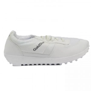 Goldstar Full White Sports Shoes For Men - 602