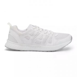 Goldstar Full White Sports Shoes For Men - G10 G201