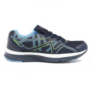 Goldstar Navy / Sky Sports Shoes For Men - G10 G105