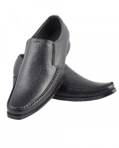 Shikhar Men's Black Formal shoes