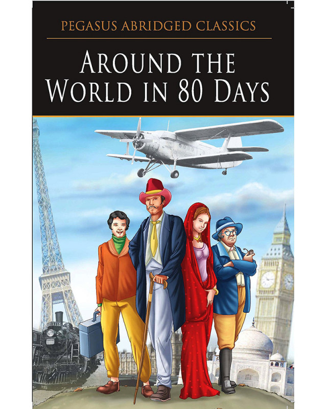 the age of exploration in the book around the world in 80 days Summary of chapter 2 of around the world in eighty days by jules be a man about forty years of age, with undertakes his journey around the world.